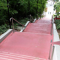 Jacobs Ladder, Turbot St, Brisbane