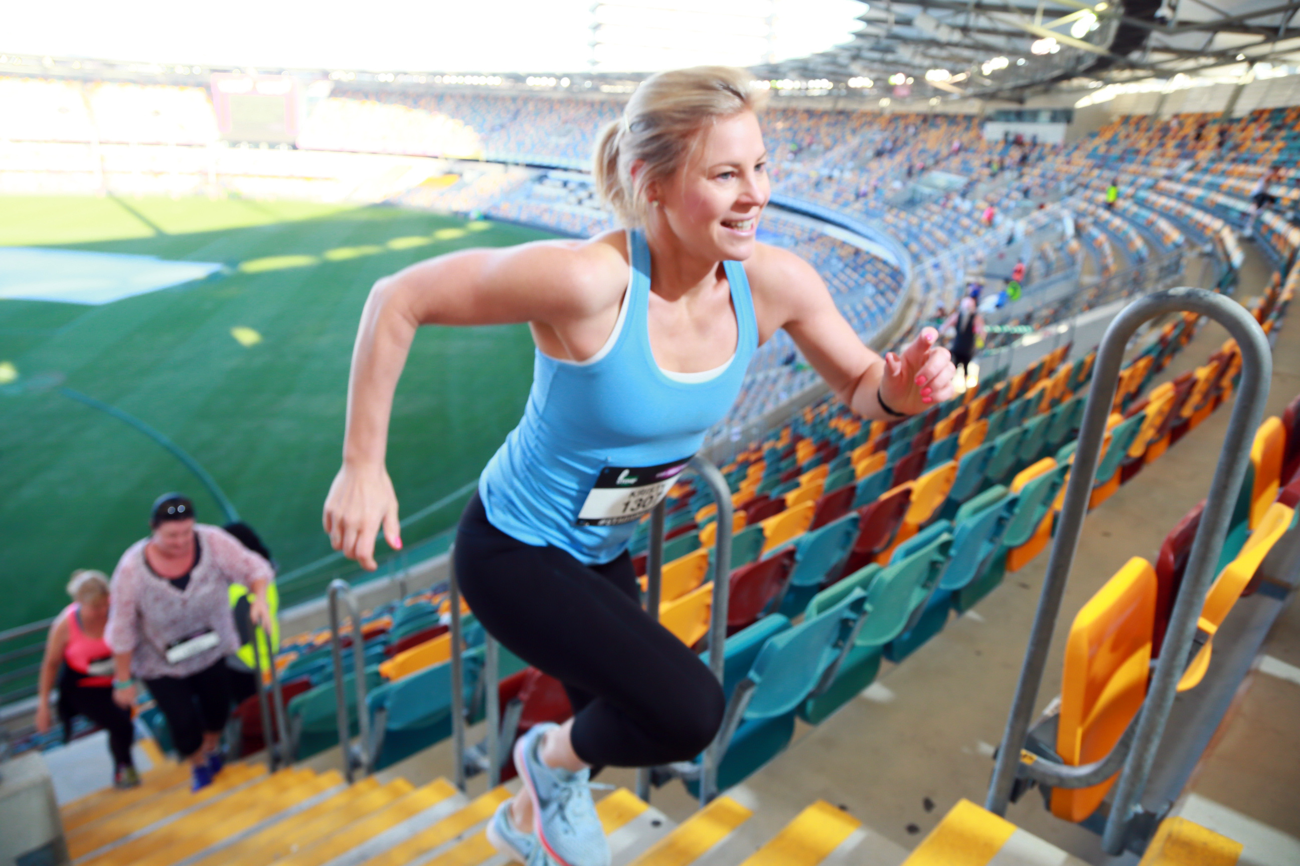 7 things about stair climbing that may surprise you!