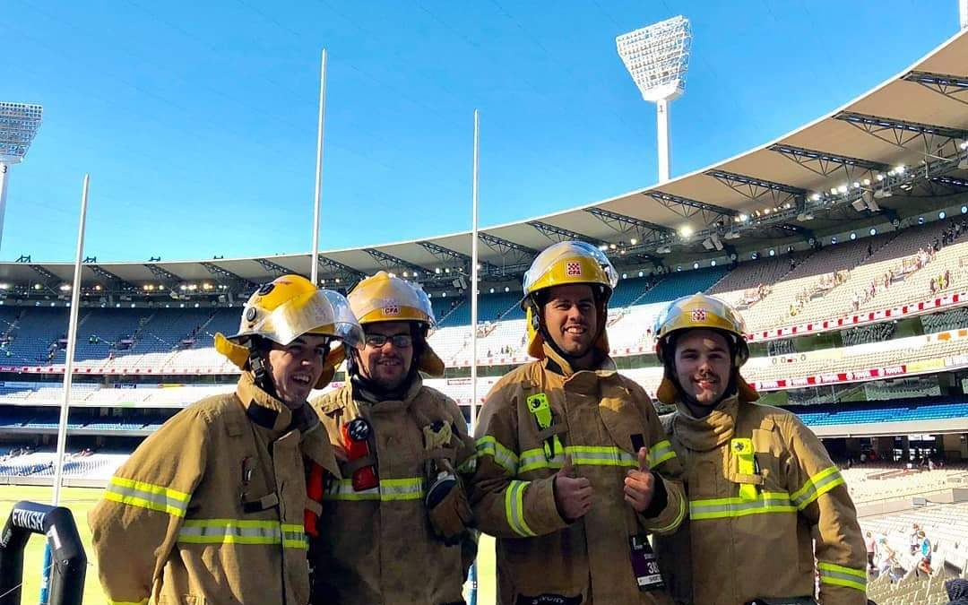 Firies to step up at the MCG again in 2019